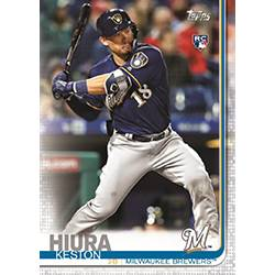 19 TOPPS BASEBALL UPDATE SERIES