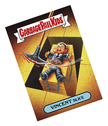 19 TOPPS GARBAGE PAIL KIDS SERIES 2