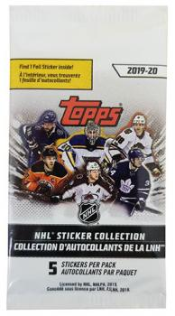TOH20S-20 TOPPS NHL STICKER