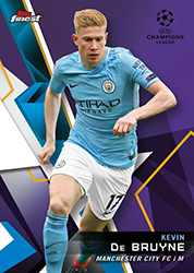 TOS19CLF-19 TOPPS UEFA CHAMPION SOCCER