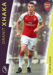 TOS18PL-18 TOPPS PREMIERE LEAGUESOCCER