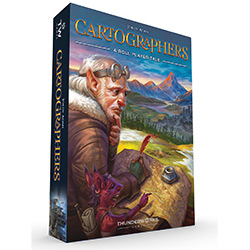 TWK4050-CARTOGRAPHERS A ROLL PLAYER TALE GAME
