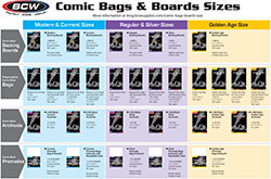 UBCWBBGUIDE-BACK BOARDS & BAGS GUIDE (BCW)