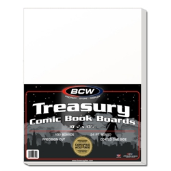 UBCWBBTB-BACK BOARDS BCW TREASURY