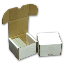 UBCWBX200-0200CT CARDBOARD CARD BOX