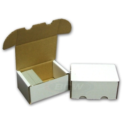 UBCWBX300-0300CT CARDBOARD CARD BOX