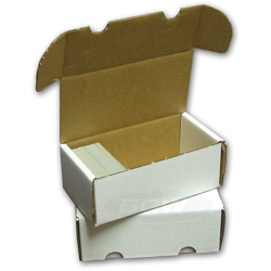 UBCWBX400-0400CT CARDBOARD CARD BOX