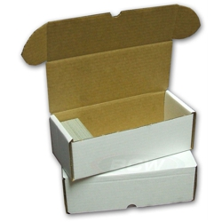 UBCWBX500-0500CT CARDBOARD CARD BOX