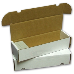 UBCWBX660-0660CT CARDBOARD CARD BOX