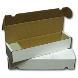UBCWBX800-0800CT CARDBOARD CARD BOX
