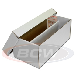 UBCWBXGSB-GRADED CARDBOARD SHOE BOX