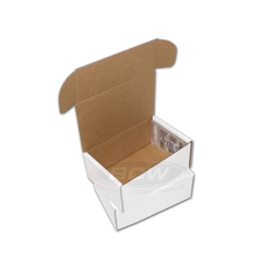 UBCWBXGTCB-GRADED CARDBOARD CARD BOX