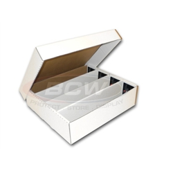 UBCWBXMON-3,200CT CARDBOARD CARDBOX