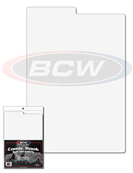 UBCWCDTALL-COMIC DIVIDERS TALL 7 X 11