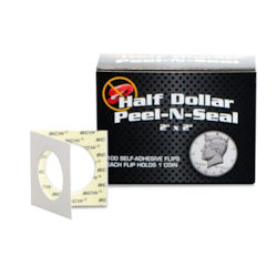 UBCWPS2HDLR100-PAPER COIN FLIPS BOXED H DOLAR
