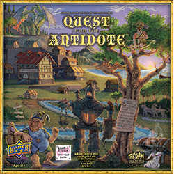 UD87296-QUEST FOR THE ANTIDOTE GAME