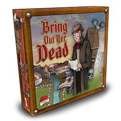 UDBOYD-BRING OUT YER DEAD BOARD GAME
