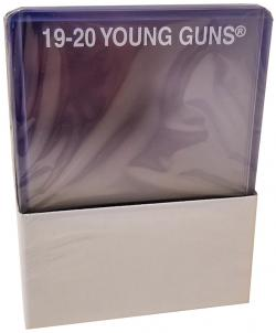 UDH201YGTL-20 UPPER DECK YOUNG GUNS TOPLOADERS