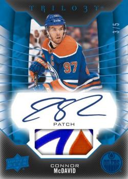 UDH20TRI-20 UPPER DECK TRILOGY HOCKEY