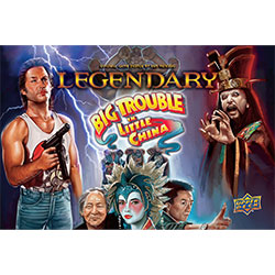 UDLEBTILC-LEGENDARY BIG TROUBLE LILCHINA