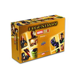 UDMVLDBG10-MARVEL LEGENDARY MCU 10TH ANN