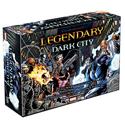 UDMVLDBG2-MARVEL LEGENDARY DARK CITY EXP