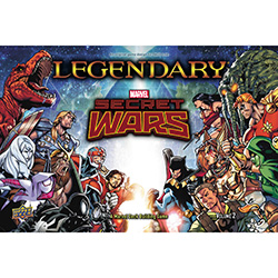 UDMVLDBGSW2-MARVEL LEGENDARY SECRET WARS 2