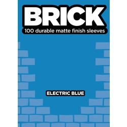 ULGBRKBLU-BRICK SLEEVES ELECTRIC BLUE