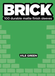 ULGBRKGRN-BRICK SLEEVES VILE GREEN