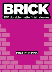 ULGBRKPNK-BRICK SLEEVES PRETTY IN PINK