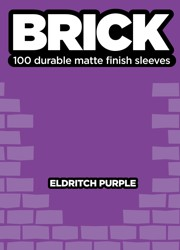 ULGBRKPUR-BRICK SLEEVES ELDRITCH PURPLE
