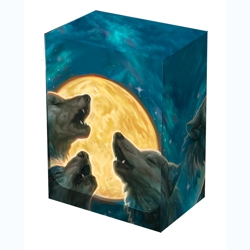 ULGDBA054-DECK BOX 3 WOLF MOON