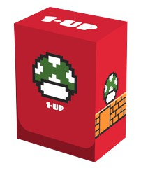 ULGDBA066-DECK BOX 1-UP (MUSHROOM)