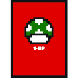 ULGDPA066-LEGION DP 1-UP (MUSHROOM)