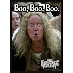 ULGDPAPB304-PRINCESS BRIDE 30TH AN BOO BOO