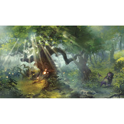 ULGPME145-PLAY MAT LANDS 2018 FOREST