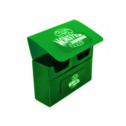 DECK BOX DOUBLE MATTE GREEN