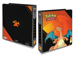 UP2POC-2'' POKEMON CHARIZARD BINDER