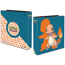 UP2POCH-2'' POKEMON CHARMANDER BINDER