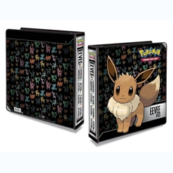 UP2POE-2'' POKEMON EEVEE BINDER