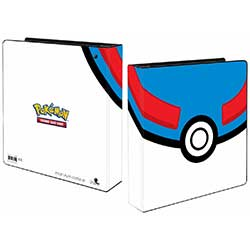 UP2POGB-2'' POKEMON GREAT BALL BINDER