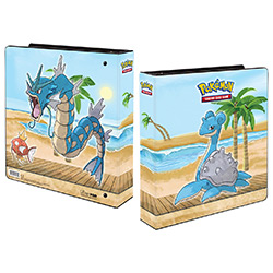 UP2POGSE-2'' POKEMON GALLERY SEASIDE BINDER