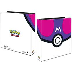 UP2POMB-2'' POKEMON MASTER BALL BINDER