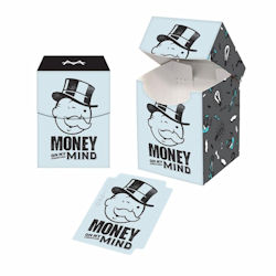 UPDBGMON1-DECK BOX 100+ MONOP MONEY/MIND