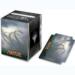 UPDBMGCP-DECK BOX 100+ MTG CLANDS PLAIN