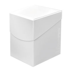 UPDBPECAW-DECK BOX 100+ ECLIPSE ARCTIC WHITE