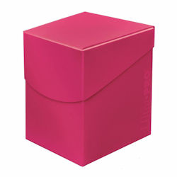 UPDBPECHP-DECK BOX 100+ ECLIPSE HOT PINK