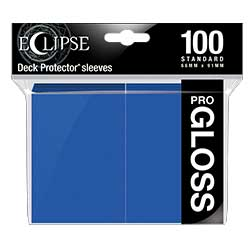 UPDPSOEC1PB-SOLID DP ECLIPSE GLOSS 100CT PACIFIC BLUE