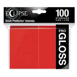 UPDPSOEC1AR-SOLID DP ECLIPSE GLOSS 100CT APPLE RED