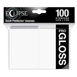 UPDPSOEC1W-SOLID DP ECLIPSE GLOSS 100CT ARCTIC WHITE